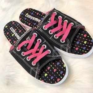 Converse All Star Cutaway women's sandals, size 6